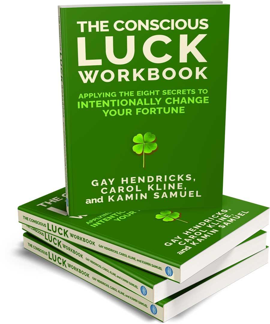 The Conscious Luck Workbook